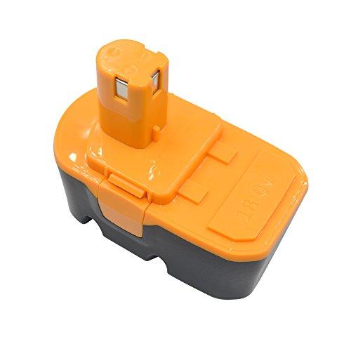 Bonadget 18V 2000mAh Battery for Ryobi P100 ONE+ One Plus...