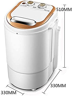 BXX Lavadora portátil para gastos familiares, lavadora Mini ...