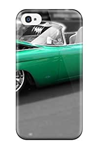 Fashionable Style Case Cover Skin For Iphone 4/4s- Car
