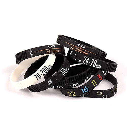 gifts for photographers under 10 dollars lens wristband