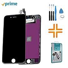 Pantalla Lcd Digitalizador iphone 6 Color Negro
