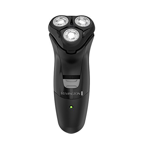 Remington PR1235 R3 Power Series Rotary Shaver, Men's Electric Razor, Electric Shaver, Black (Certified - Series Technical Trimmer