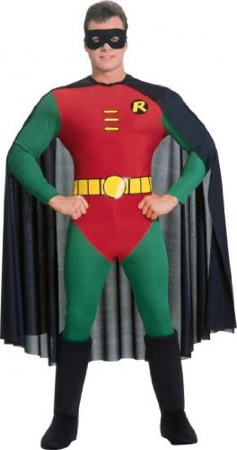 Deluxe Robin Adult Costume - Large