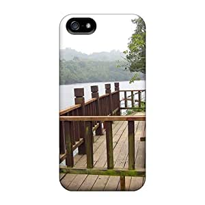 Forever Collectibles Take A Seat Beside The Lake Hard Snap-on Iphone 5/5s Case