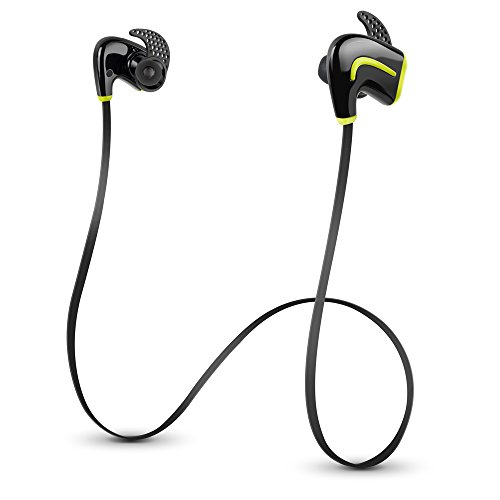 Photive PH-BTE50 Bluetooth 4.0 Wireless Sports Headphones wi