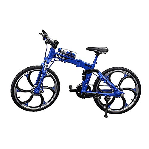 [해외]MOGOI Mini Bike Finger Bike Alloy Finger Mountain Bike Mini Bicycle Model Toy Decoration Crafts for CollectionsHome Decor / MOGOI Mini Bike Finger Bike, Alloy Finger Mountain Bike Mini Bicycle Model Toy Decoration Crafts for Collec...