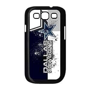 Godstore 2014 New Style NFL Dallas Cowboys Logo Cover Hard Plastic SamSung Galaxy S3 I9300/I9308/I939 Case