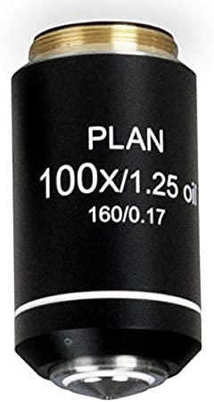 20X Magnification Vision Scientific VS-0SS5 Plan Achromatic Objective Lens Series
