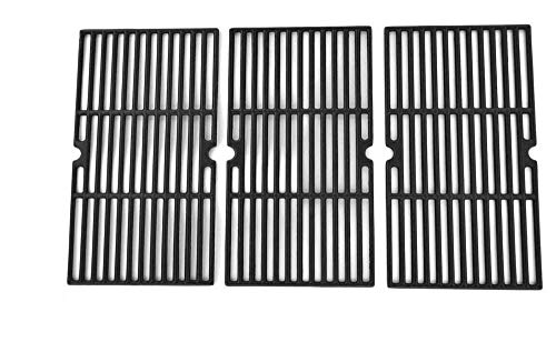 Cast Iron Cooking Grid for Brinkmann 810-4580-F, 810-4580-S, 810-4580-SB, Costco 720-0709B, Jenn-Air 730-0709 and Kitchenaid Gas Grill Models