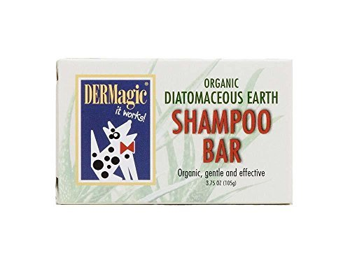 (DERMagic Flea Shampoo Bar 3.5 oz)