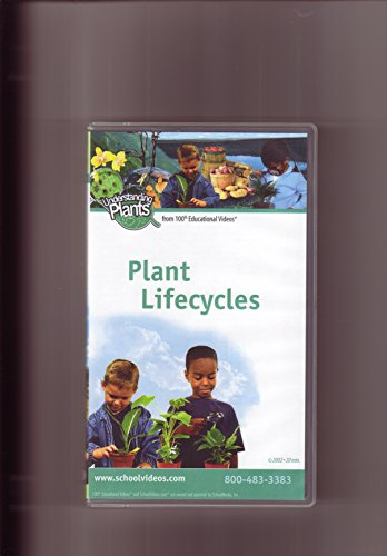 Plant Lifecycles [VHS] -