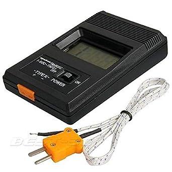 -50C bis 1300C Tm-902C Temperaturmessgerät Tm902C Digitales K-Thermometer CJ