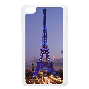 Ipod Touch 4 Phone Case Eiffel Tower 1 A7W2219713