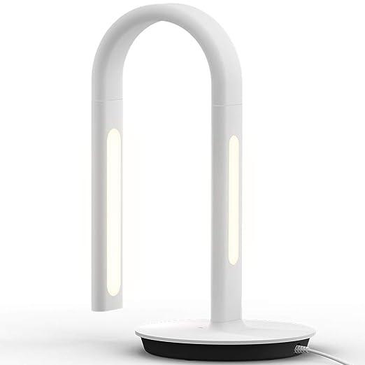 Uexfy Bonita lámpara de Mesa Lámpara de Escritorio LED Lámpara de ...