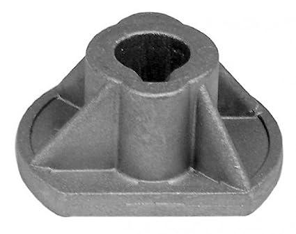 Oregon Blount 72/92/102/122 - Adaptador para cuchillas de cortacésped Castel