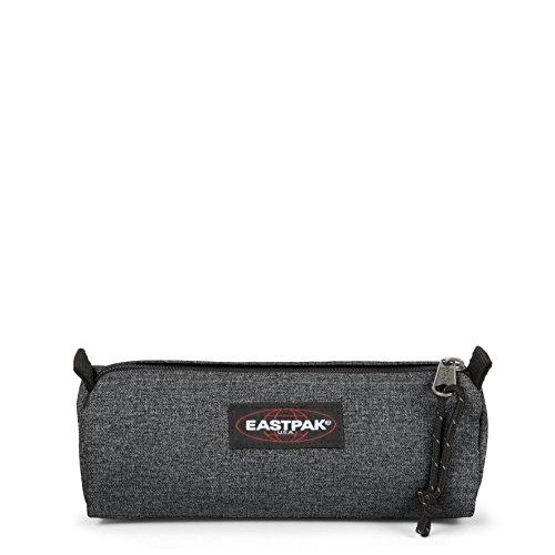 Eastpak Benchmark Soft pencil case Poliamida Gris - Estuche (205 mm, 75 mm, 60 mm, 40 g)