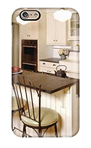 Forever Collectibles Retro Kitchen With Farmhouse Sink And Plank Flooring Hard Snap-on Iphone 6 Case