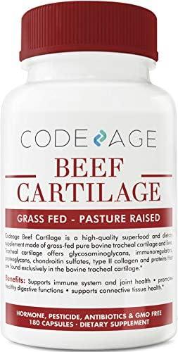 Codeage Bovine Tracheal Cartilage Collagen