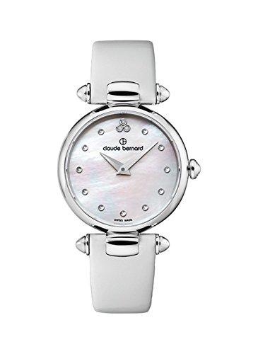 Claude Bernard Ladies-Wristwatch Dress Code Analog Quartz 20501 3 NADN