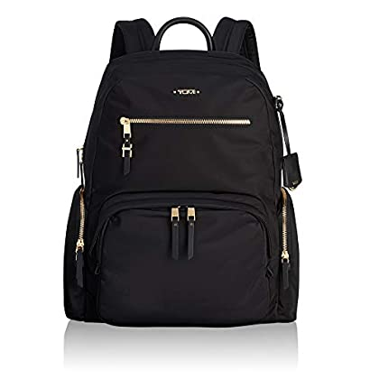 TUMI - Voyageur Carson Laptop Backpack - 15 Inch Computer Bag for Women - Black