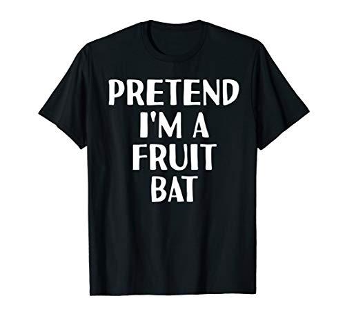 Diy Bat Woman Costume (PRETEND I'M A FRUIT BAT Funny Halloween DIY Costume)