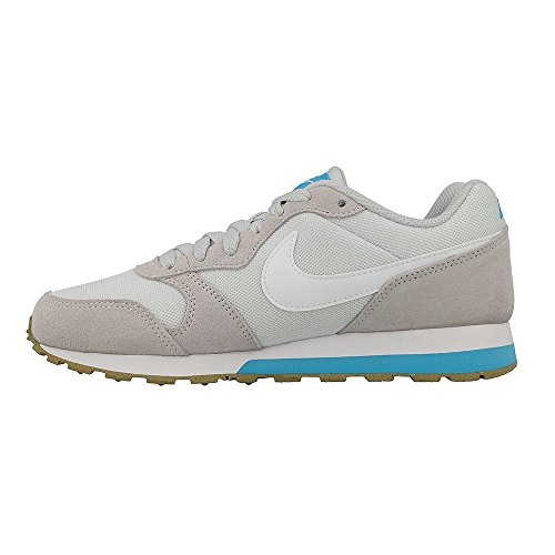 GS MD Shoe Girls' Nike 807319 Runner 2 008 8OqYw