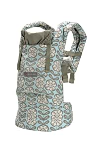 Ergobaby Designer Series Petunia Pickle Bottom Carrier, Peaceful Portofino (Discontinued by Manufacturer)