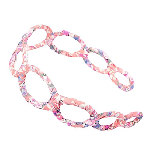 dolly2u Fashion Hollowed-out Cloth Hairpin Headbands Hair Accessories-A4 ()