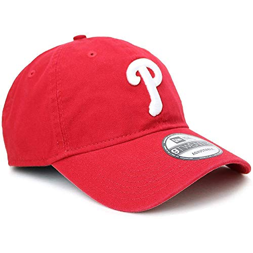 2d5c86e37da8e Philadelphia Phillies Hats. New Era Philadelphia Phillies 9Twenty MLB Core  Classic Adjustable Hat
