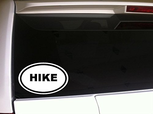 hike-oval-6-decal-vinyl-sticker-d32-hiking-nature-wildlife-mountains-trails-adventure-fun-outdoors-c