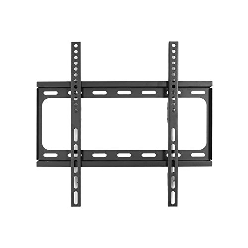 55' Toshiba Tv (Loctek F1S Fixed Flat Panel TV Wall Mount Bracket)