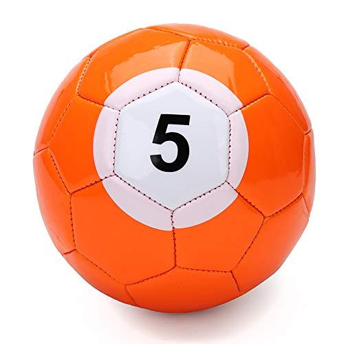 Elektrische Magic 16/PCS Riesiges snookball Nase-Ball Snooker Street Soccer Ball Spiel gro/ßen Billard Pool Fu/ßball Sport Poolball # 5