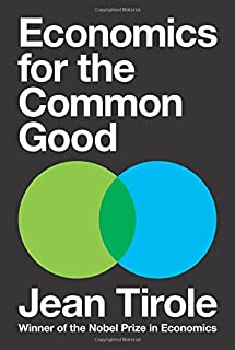 Book Cover: Economics for the Common Good