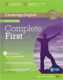 Complete First for Spanish Speakers Workbook without Answers with ...