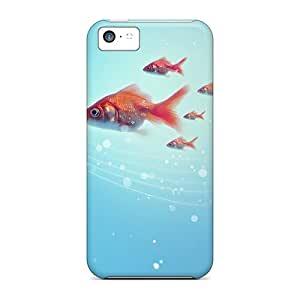 Iphone 5c Cases Covers Goldfish Cases - Eco-friendly Packaging