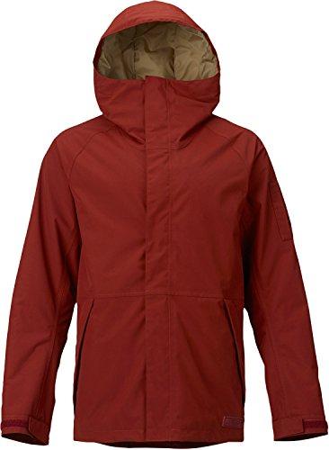 Burton Men's Hilltop Jacket, Fired Brick, Medium by Burton