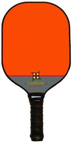 Phoenix Pro Pickleball Paddle (Orange)