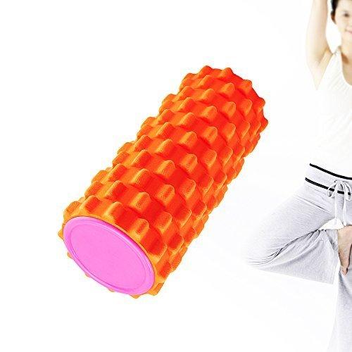 denshine Trigger Point Performance musculaire Mauler Rouleau en mousse Best Outil de massage pour tissus profonds, de massage myofacial Libération, douleurs musculaires et Raideurs Relief