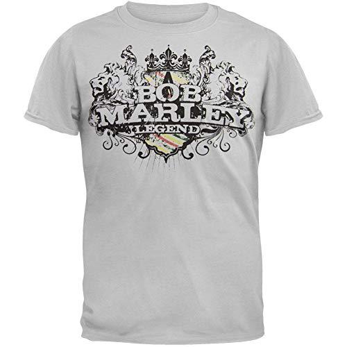 Bob Marley - Lion Emblem T-Shirt