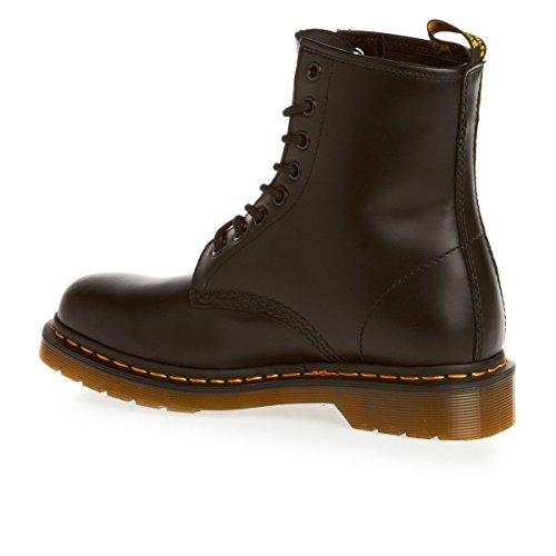 Dr Nieve 11822200 Botas Martens black Smooth Para 1460 Mujer De Negro rFwUrXq