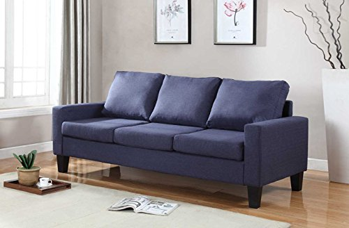 home-life-3-person-contemporary-upholstered-linen-sofa-77-wide-dark-blue