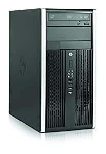 2018 HP Compaq Elite 6300 Tower Business Desktop Computer, Intel Quad-Core i5-3470 up to 3.60GHz, 8GB RAM, 256GB SSD + 500GB HDD, DVD, WiFi, USB 3.0, Windows 10 Professional (Certified Refurbished)