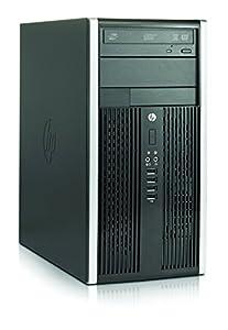 2018 HP Compaq Elite 6300 Tower Business Desktop Computer, Intel Quad-Core i5-3470 up to 3.60GHz, 8GB RAM, 256GB SSD + 500GB HDD, DVD, WiFi, USB 3.0, Windows 10 Professional (Certified Refurbished)