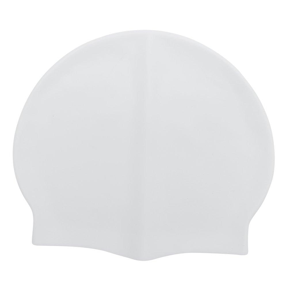 ELAT公園シリコン水泳キャップ伸縮性スポーツBath帽子防水メンズレディース大人   B074TB6832