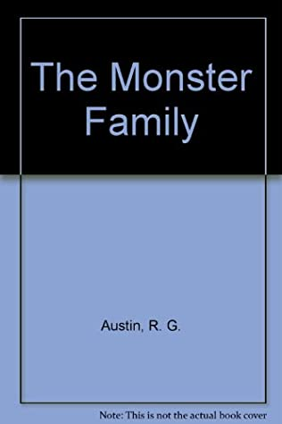 book cover of The Monster Family