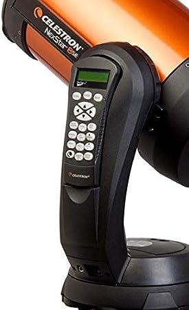 AZ Negro Celestron 93988-cgl NexStar Plus Mano Control