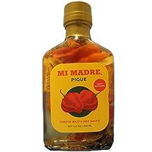 Mi Madre Pique Hot Sauce (Vinegar based hot sauce, 6.6 oz)