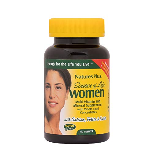 Nature's Plus – Source Of Life For Women, 60 tablets For Sale