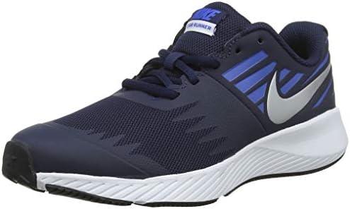 Nike Australia Star Runner (GS) Boys Running Shoes, Obsidian