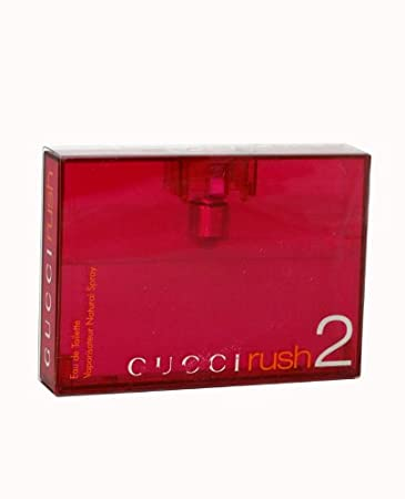 b1cc93bba6 Amazon.com : Gucci Rush 2 By Gucci For Women. Eau De Toilette Spray 1.7  Ounces : Eau De Parfums : Beauty